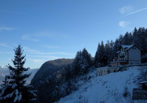 Ruffrè-Mendola - In cima alla valle......