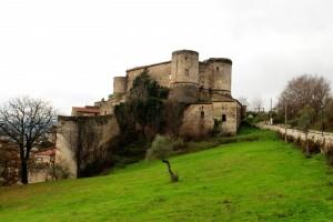 Il castello medioevale di Prata Sannita