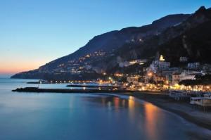Amalfi….. di sera