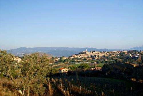 Montescudaio - Montescudaio panorama