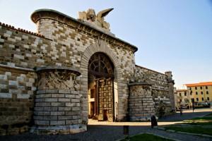 Livorno - Porta San Marco