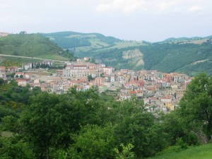 Panorama di Gorgoglione