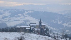 Sassomorello, frazione di Prignano