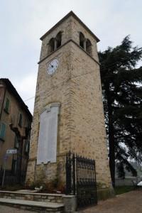 La torre in centro