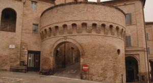 Petriolo porta d'accesso