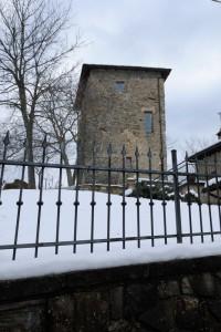 La Torre dei Montecuccoli, Montecenere