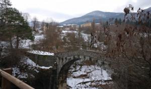 Panorama e Ponte della Luna