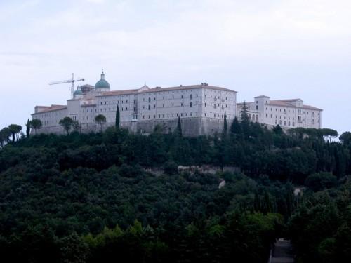 Cassino - Abbazia di Monte cassino