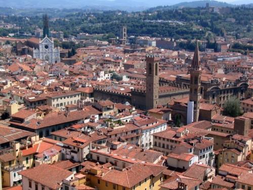 Firenze - Dalla Torre di Giotto...