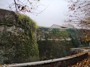 Il torrione del Castello di Casale Monferrato