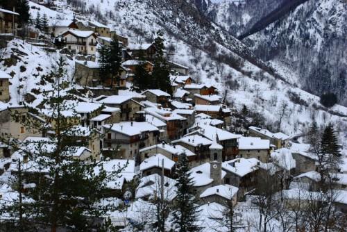 Briga Alta - La frazione di Upega