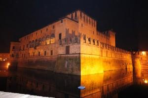 Specchi notturni alla Rocca