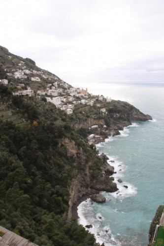 Praiano - paisaje