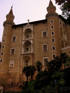 Urbino: direzione obbligata: i torricini