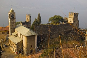 Corenno Plinio Castello Andriani