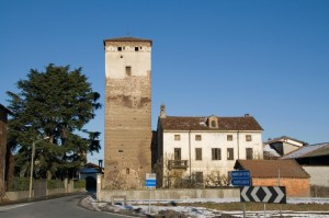 Torre Medievale di Mandello Vitta