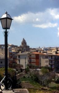 Panorama di Ragusa 1