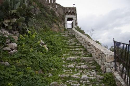 Forza d'Agrò - Il castello