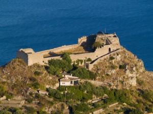 Il castello di Taormina