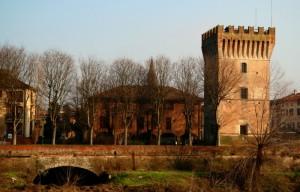 La torre al guado
