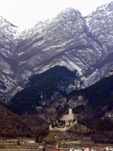 il castello di avio
