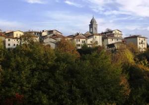 Gavinana, frazione di San Marcello