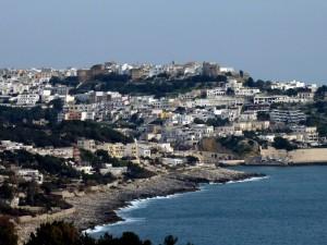 Con la piu piccola estensione territoriale del salento, una grande citta' : Castro