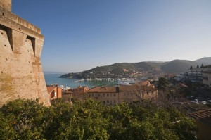 Porto Santo Stefano dalla rocca