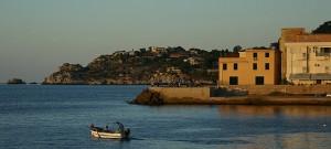 Porticciolo di aspra mare diFicarazzi Palermo