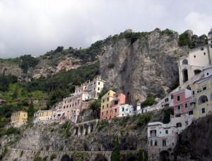 Le case nella roccia