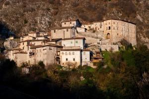 Incastonata nella Montagna - Rocca Vittiana