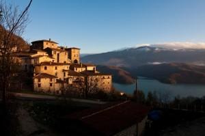 Arriva il sole a Rocca Vittiana