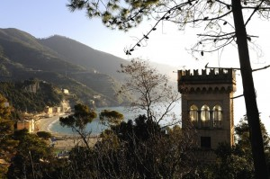 Il castello di Monterosso