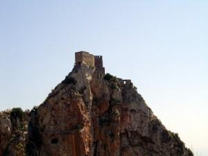 Il Castello di Sant'Alessio Siculo