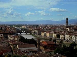 Firenze, atto II