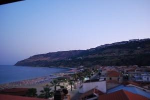 Marina di Nicotera - Alba