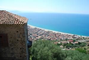 Marina di Nicotera - Panorama