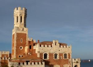 Castello Tafuri, particolare