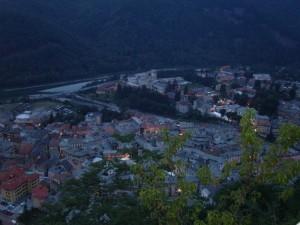 VARALLO VECCHIO dal Sacro Monte