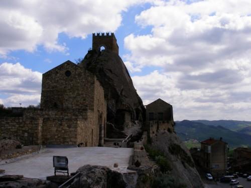 Sperlinga - il castello