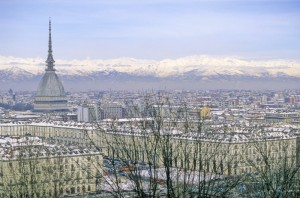La Torino delle Alpi