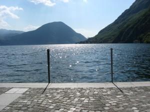 Porlezza e il suo lago