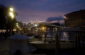 Arrivo a Venezia