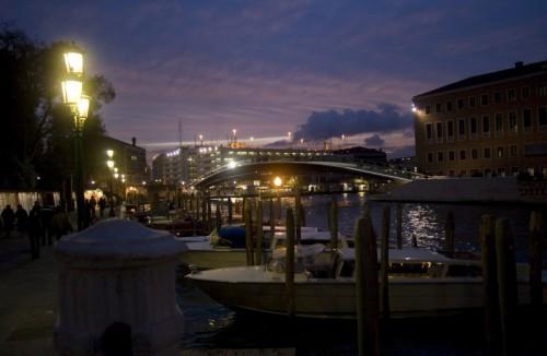 Venezia - Arrivo a Venezia