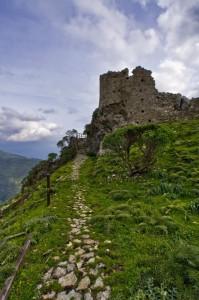La strada del castello