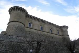 Il castello di Alviano!