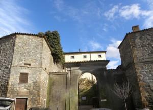 Il castello di Sipicciano