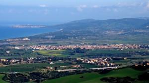 Panorama di Valledoria