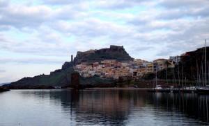 Panorama dal porto