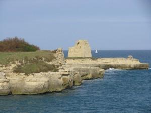 le due sentinelle–roca vecchia